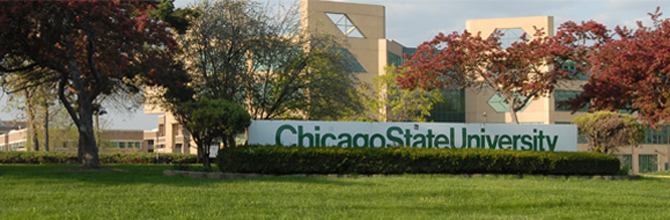 Chicago State University Campus